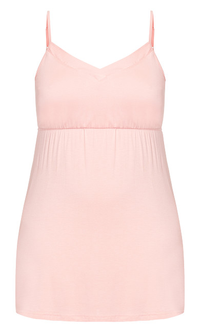 Carrie Chemise - sweet pink