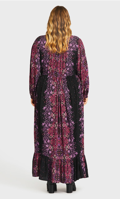 Harmony Maxi Dress - black