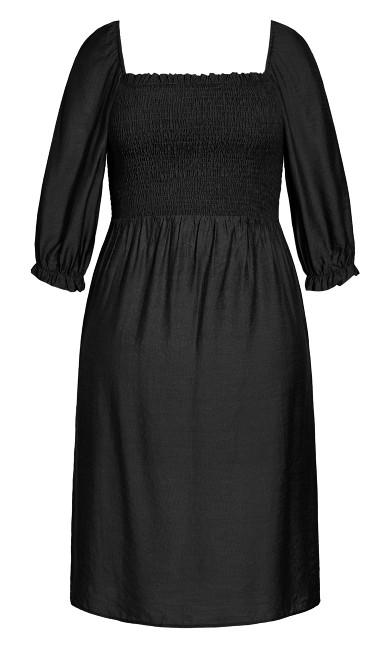 Fearless Dress - black