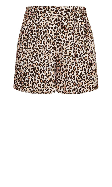 Prowess Short - leopard