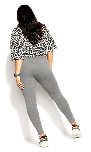 CCX Full Length Legging - grey