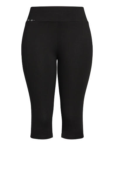 CCX 3/4 Legging - black