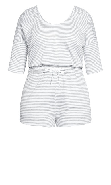 Stripe Daze Playsuit