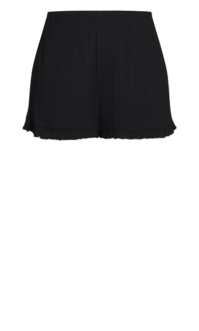 Layla Sleep Short - black