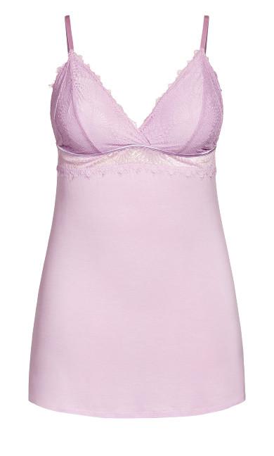 Kasia Chemise - lilac