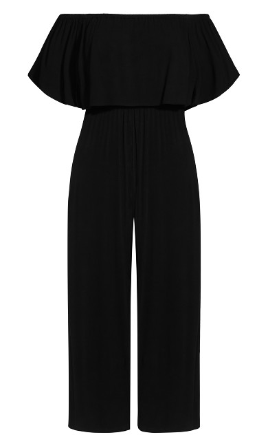 Sunset Jumpsuit - black