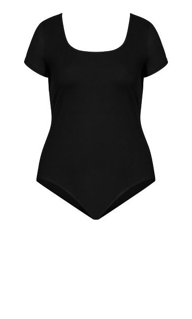 So Classy Bodysuit - black