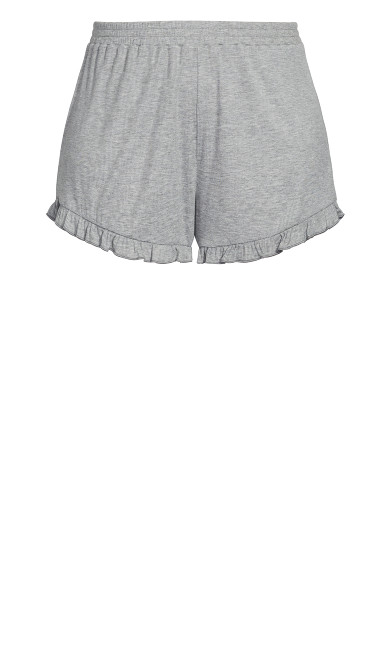 Ellie Sleep Short - grey
