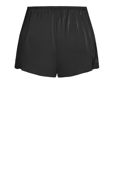 Ethereal Sleep Short - black