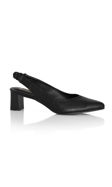 Zuri Mid Heel - black