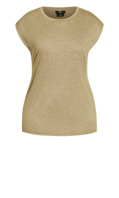 Pump It Tank - khaki