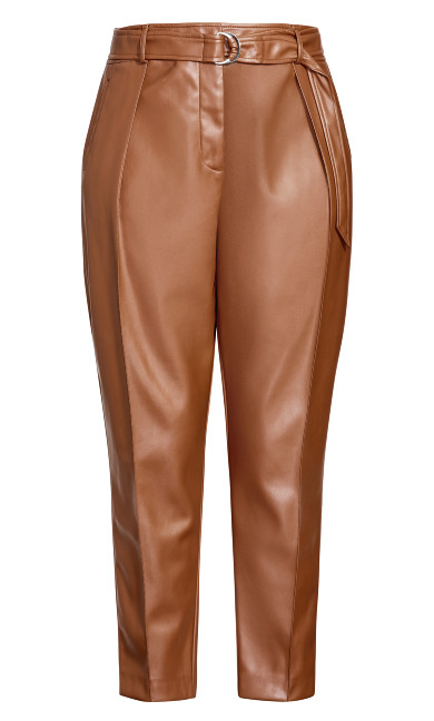 On Point Pant - cognac