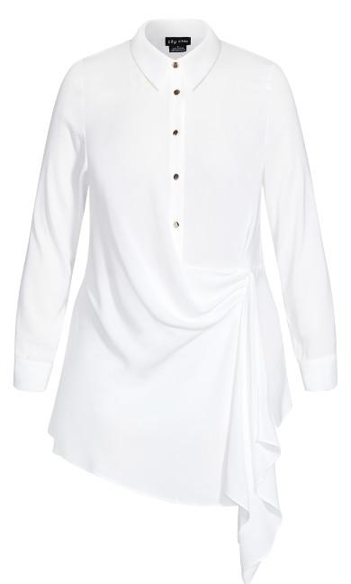 New Classic Shirt - ivory