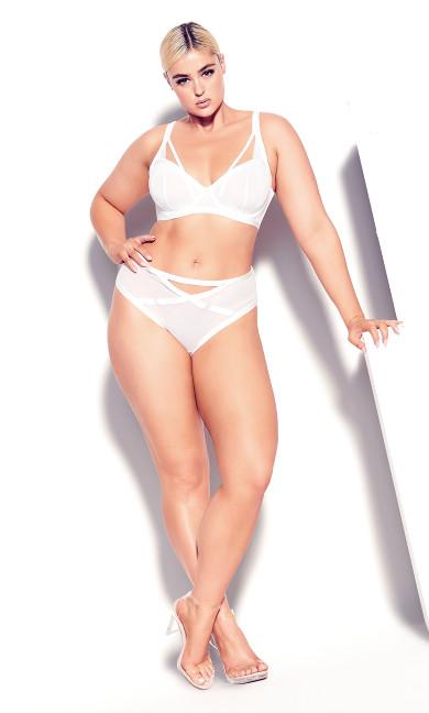 Electra Overt Shorty - white