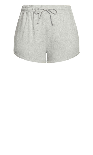 Relax Tie Short - soft grey