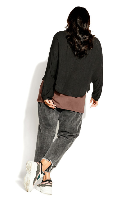 Versatile Jumper - black