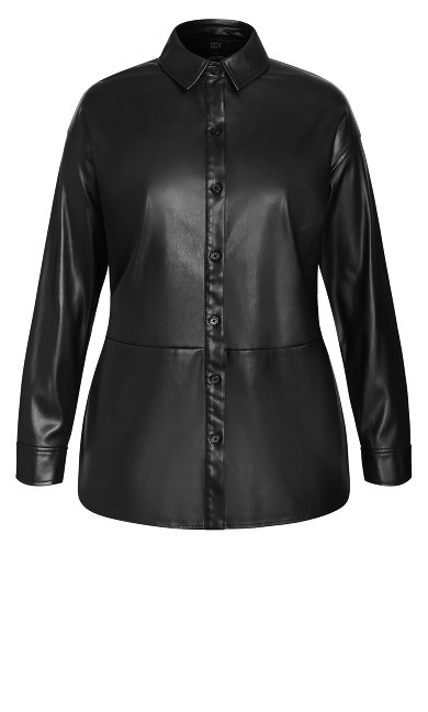 Sleek Love Jacket - black