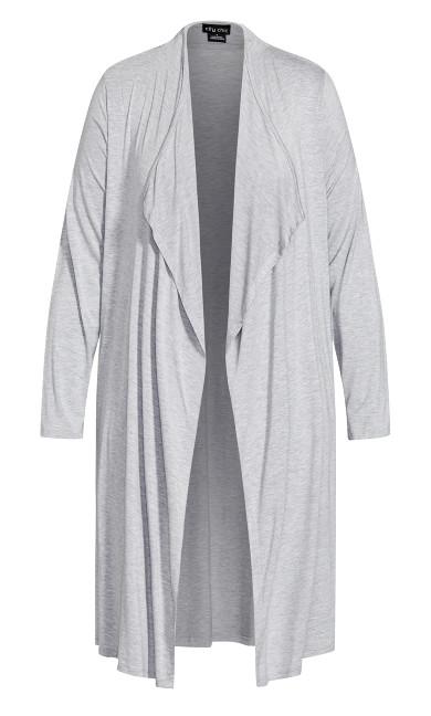 Slumber Cardigan - grey