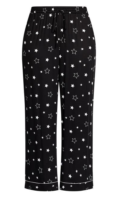 Galaxy Sleep Pant - black