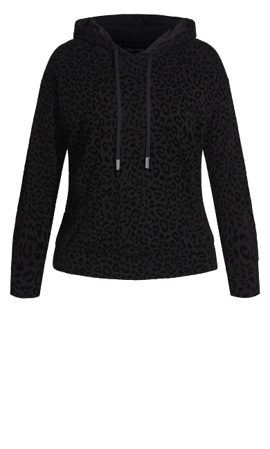 Cheetah Jumper - black