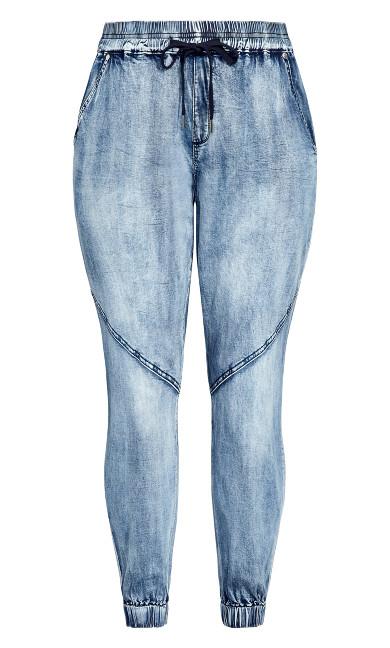 Obsession Denim Pant - blue