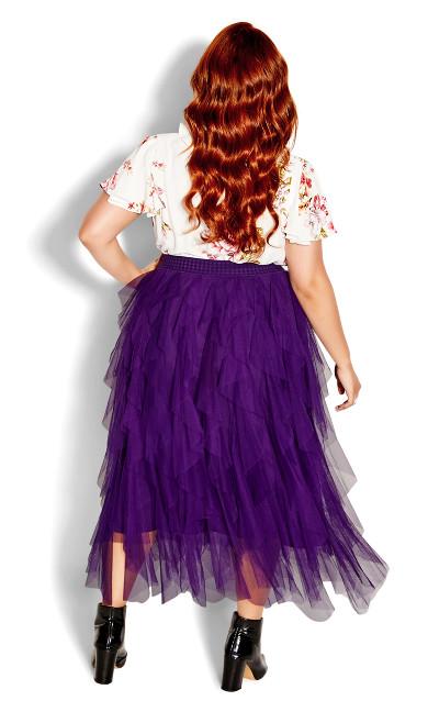 Wild Pixy Skirt - petunia
