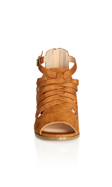 Milly Boot - caramel