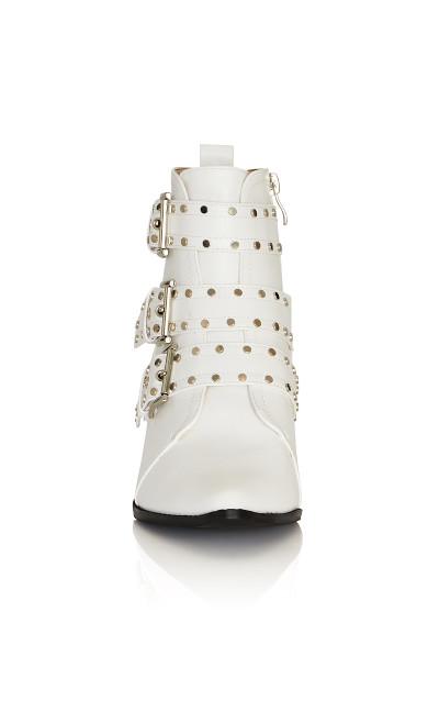 Zeta Boot - ivory