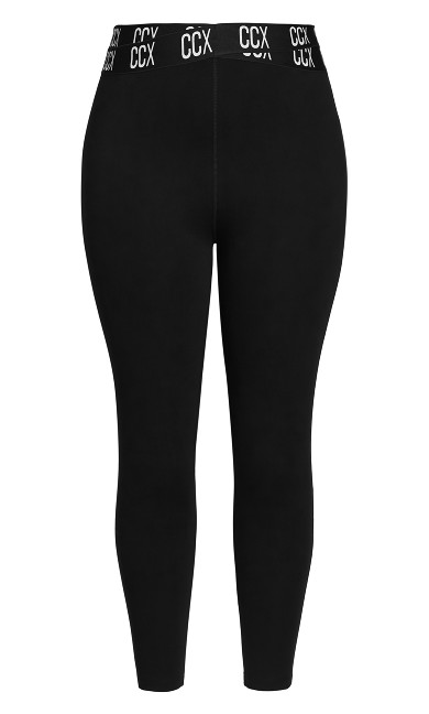 Active Full Length Legging - black