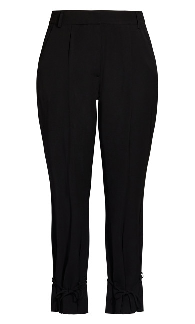 Tie Love Pant - black