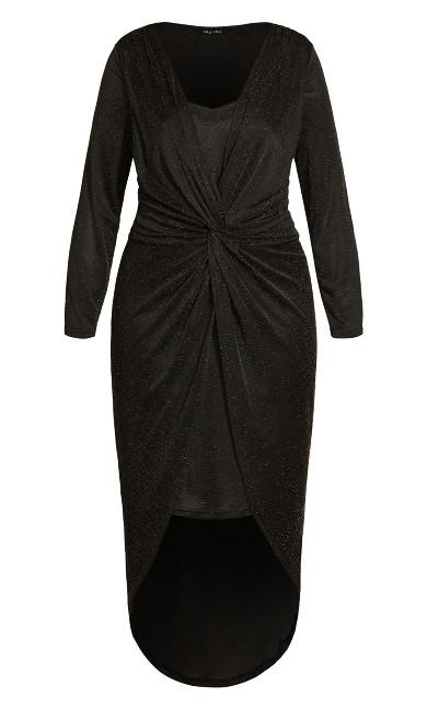 Mysterious Dress - black