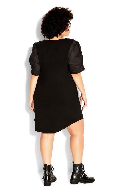 City Seeker Dress - black