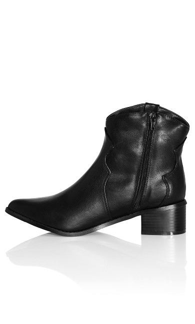 Raquel Ankle Boot - black