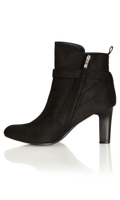 Tara Ankle Boot - black