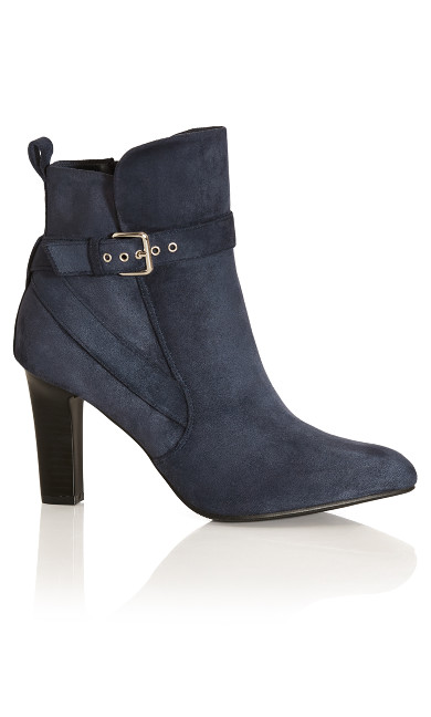 Tara Ankle Boot - blueberry