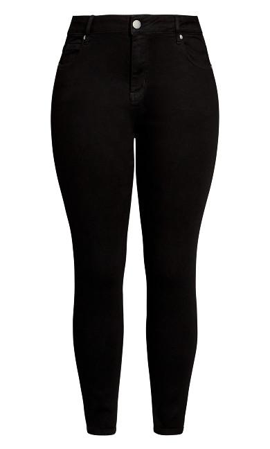 Exemplar Jean - black