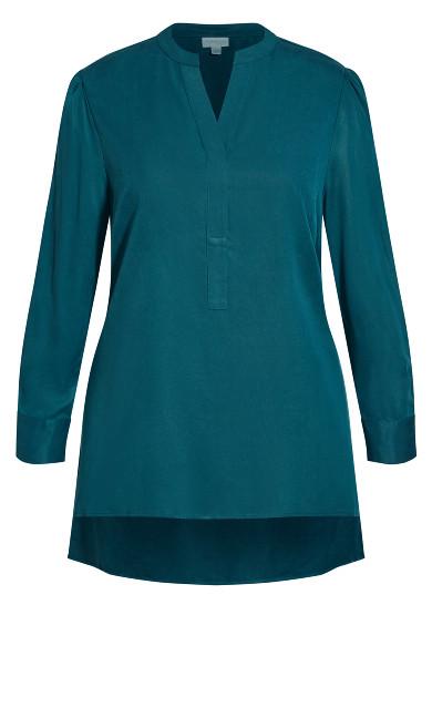 Simple Rhythm Shirt - teal