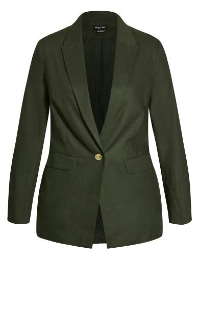 Sicilian Jacket - olive