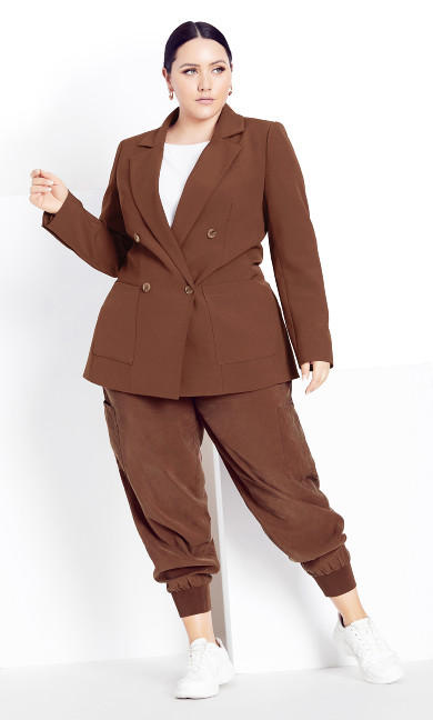 Casablanca Jacket - clove