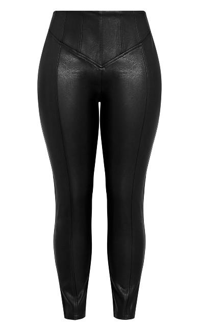 Party Corset Pant - black