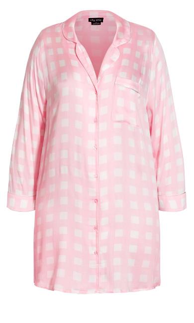 Juno Nightie - pink