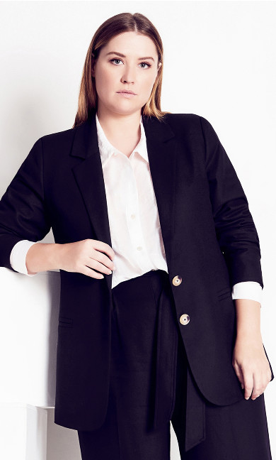 All Class Jacket - black
