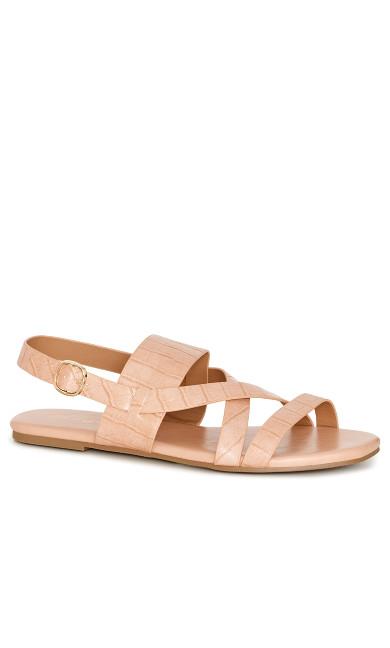 Amira Sandal - soft pink
