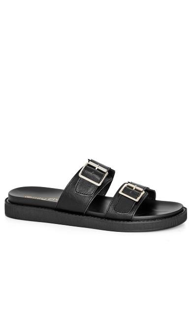 Calissa Slide - black