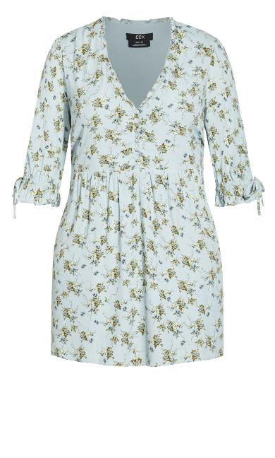 Sweet Meadow Dress - mint