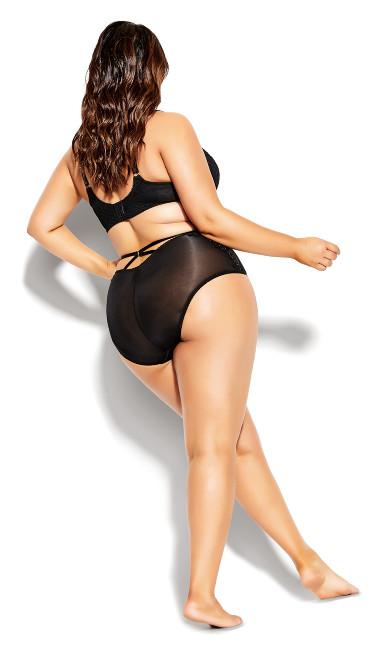 Layla Underwire Bra - black
