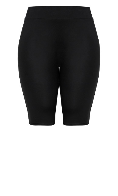 3/4 Wide Band Legging - black