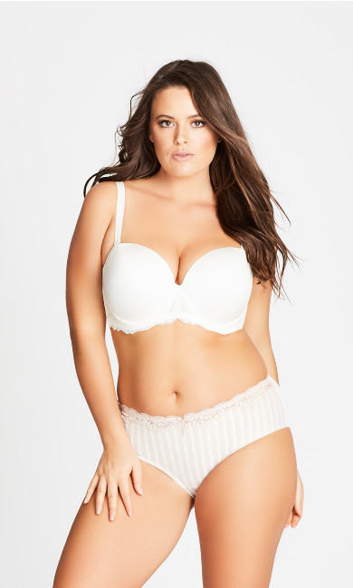 Women's Plus Size Smooth & Chic Multiway Contour Bra