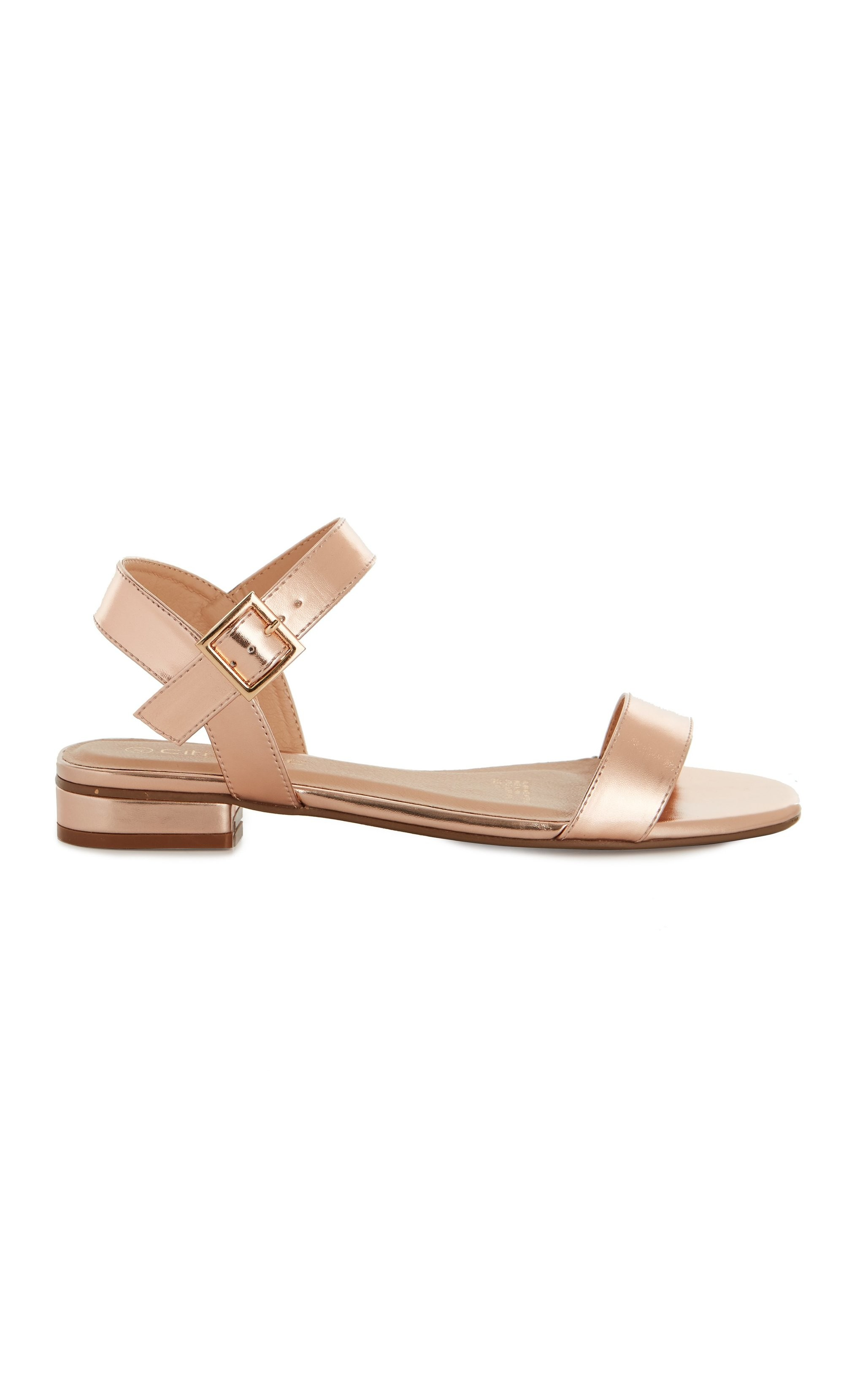 Suzie Flat Wide Fit Sandal