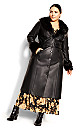 Spanish Romance Coat - black